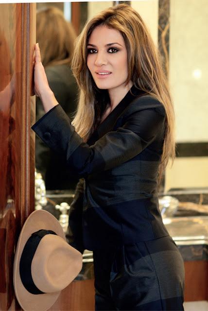 Artis Model Wanita Tercantik Yunani