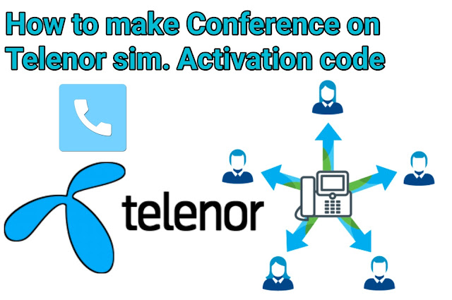 Telenor conference call activation code - How to Make Conference Call and Charges on Telenor Activation Code