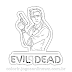 Resident Evil A horror game - Ethan winters Sticker para Colorir