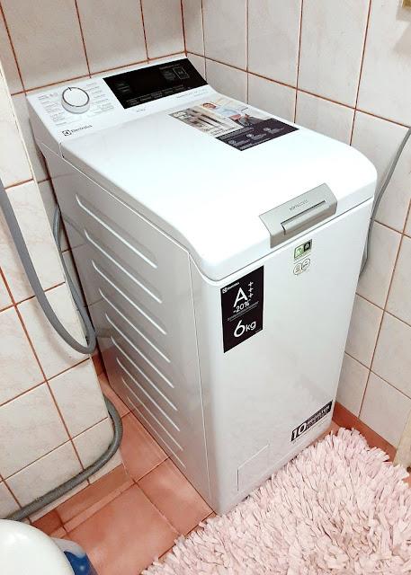Mała łazienka to nie problem | Electrolux EW7T3362SP