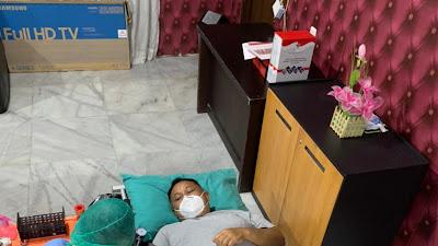 Donorkan Darahnya, Nanang Ermanto: Semoga Bermanfaat
