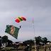 Terjun Paung Oleh KODAM di Binjai, Warga Padati Lapangan Merdeka Binjai