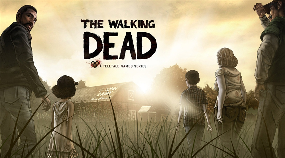The Walking Dead Season 1 Download Poster