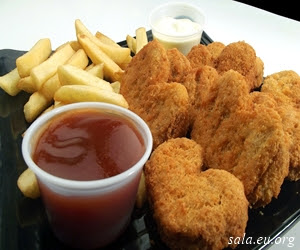 Recipes How to Make Chicken Nuggets
