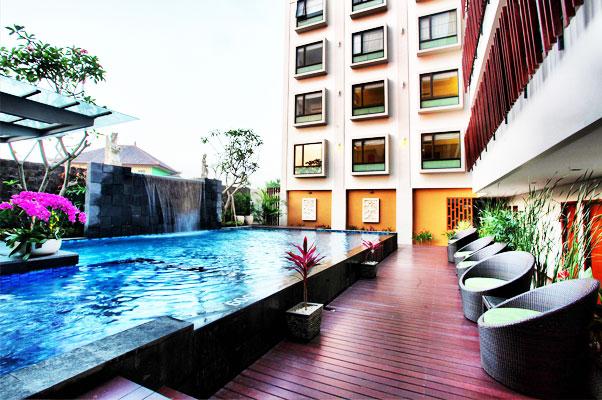 Hotel 7dp kuta premium