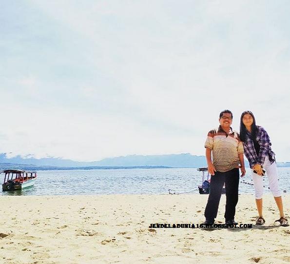 Berwisata Ke Objek Wisata Pantai Pasir Putih Lumban Bulbul