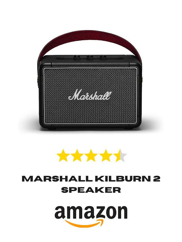 Marshall Kilburn 2 Speake Rating