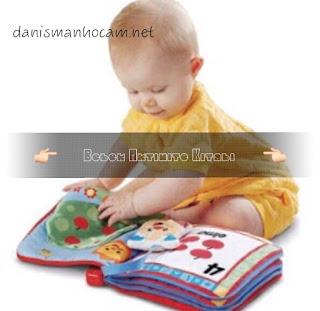 Bebek Aktivite Kitabı