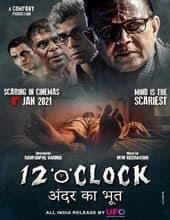 12 O Clock (2021)  HDRip Hindi Full Movie Watch Online Free