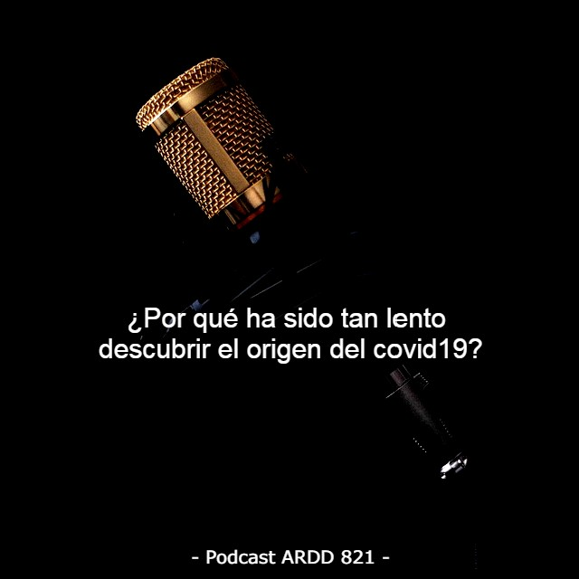 Podcast ARDD 821