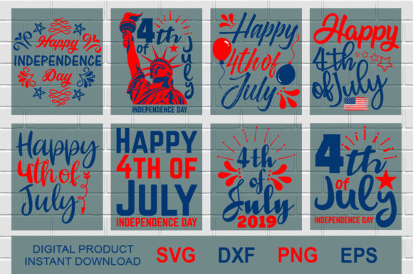 Independence Day 4th July Usa