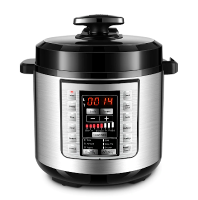 ALBOHES XLTX60 Multifunctional Electric Pressure Cooker