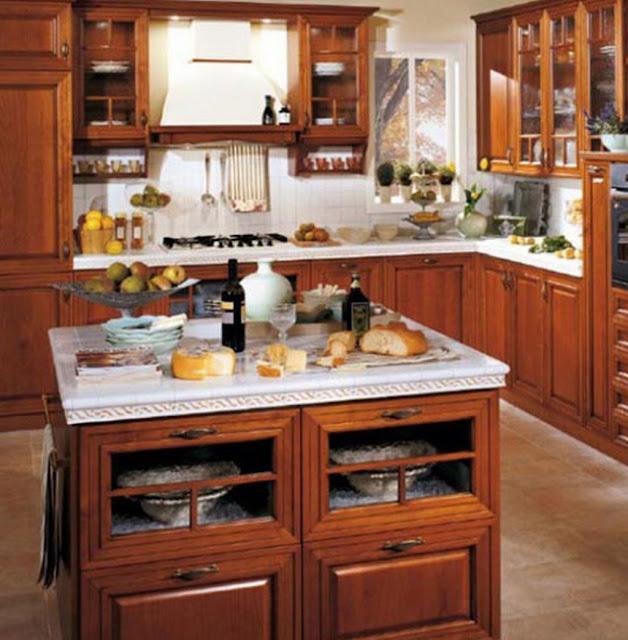 Desain Dapur Modern Minimalis