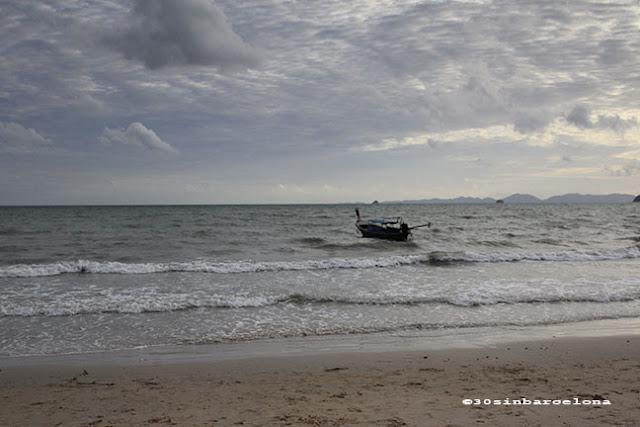 Ao Nang Beach, Krabi,Thailand