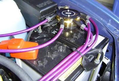 Kenapa Ground Cable pada mobil itu penting?