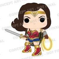 Pop! Movies: Justice League Wonder Woman