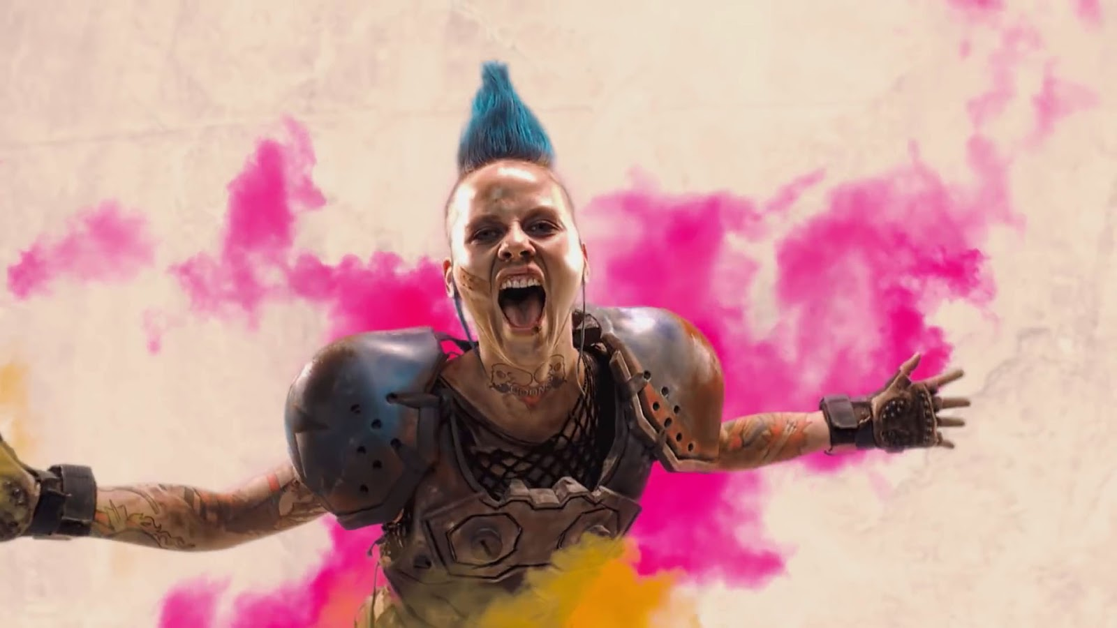 Review of Rage 2, but something different