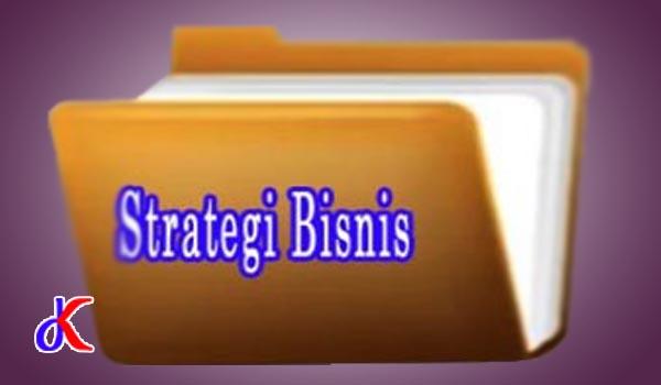 Strategi bisnis yang cantik