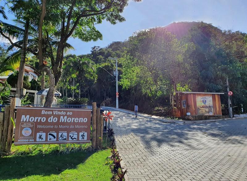 Tudo sobre o Morro do Moreno, Vila Velha
