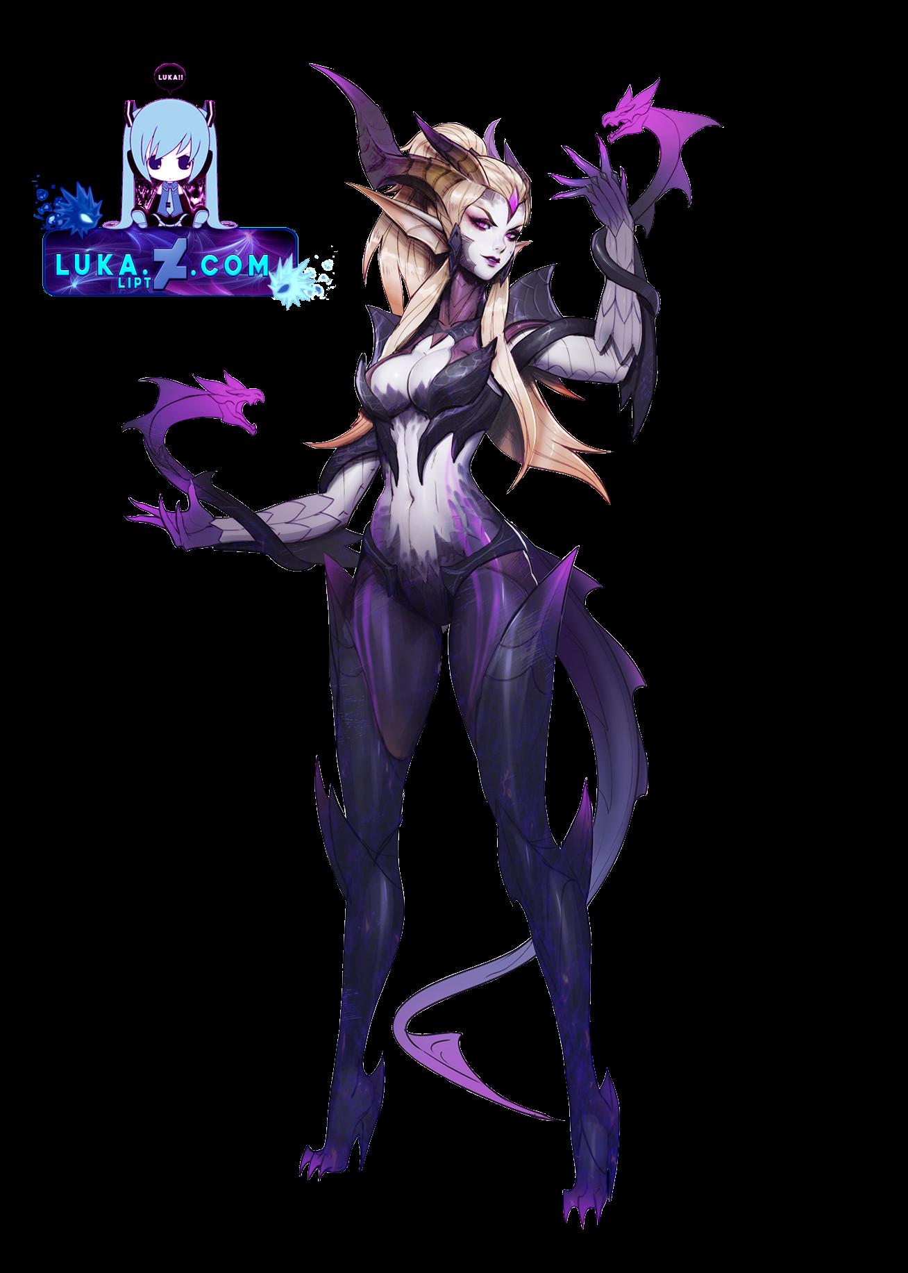 render Dragon Sorceress Zyra