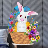 WowEscape-Cheerful Bunny House Escape