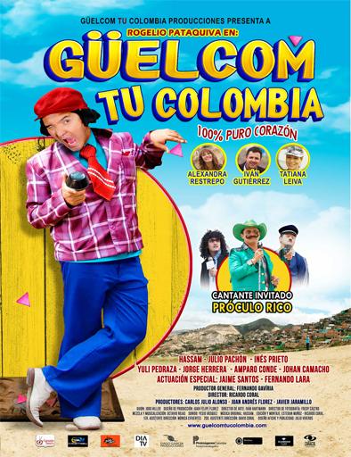 Ver Güelcom tu Colombia (2015) Online