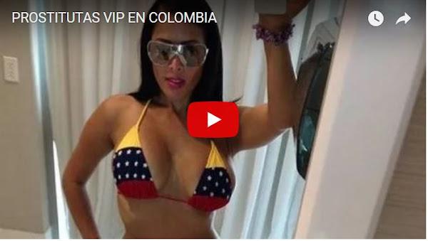 22 prostitutas venezolanas deportadas de Colombia