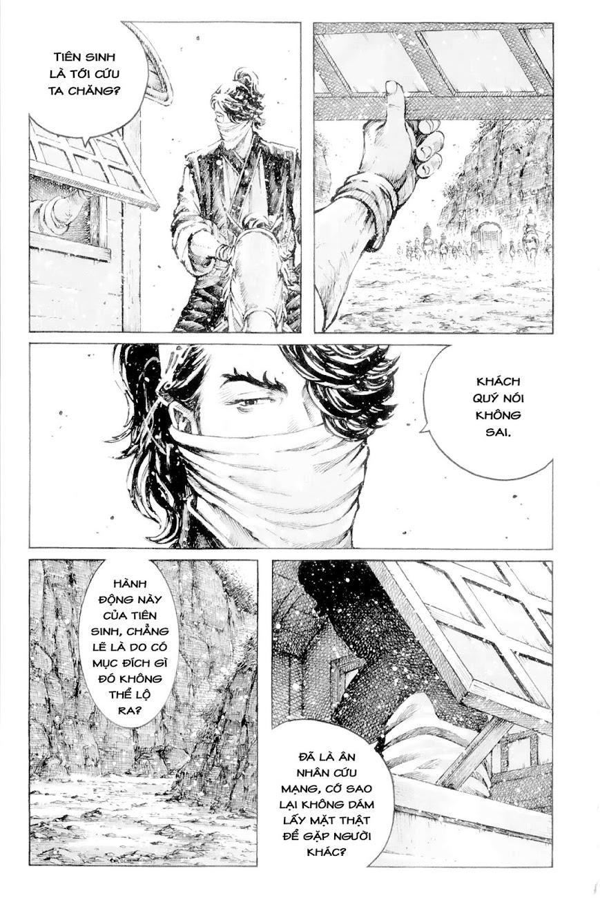 Hỏa phụng liêu nguyên Chương 418: Nhân trí nhân chí [Remake] trang 18