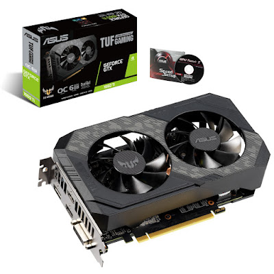 TUF Gaming GeForce ® GTX 1660 Ti
