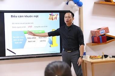 Diễn giả Nguyễn Quốc Chiến training Giáo viên Kỹ năng sống