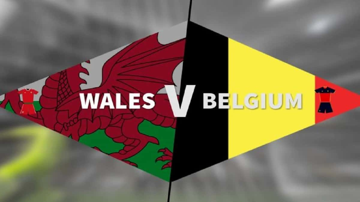 Belgium vs Wales Live Stream details, kick-off time, TV channel  and team news