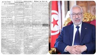 اتهامات جديدة لراشد الغنوشي بدعم الإرهاب وتسفير الشباب الي بؤر التوتر..