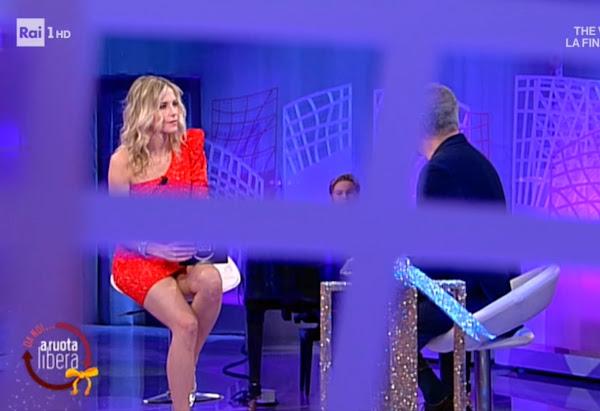 Francesca Fialdini cosce da noi a ruota libera
