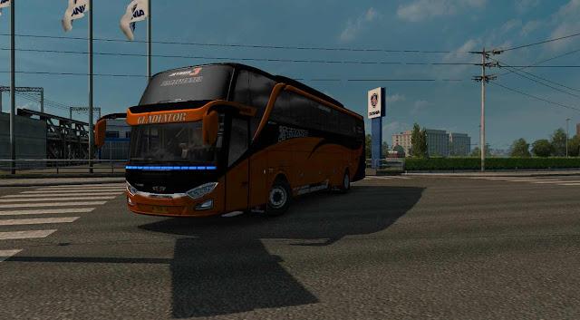 Mod ets2 adiputro Jetbus 3 edit Van van
