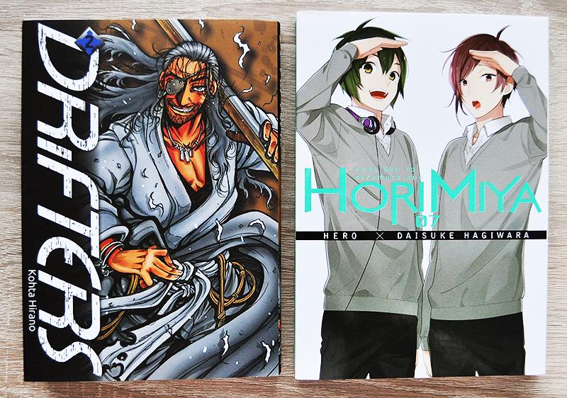 Horimiya Drifters manga