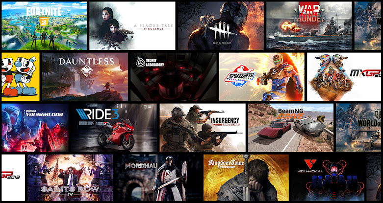 New Upcoming PC Games