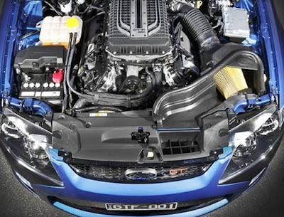 2017 Ford Falcon GT Supercharged Specs