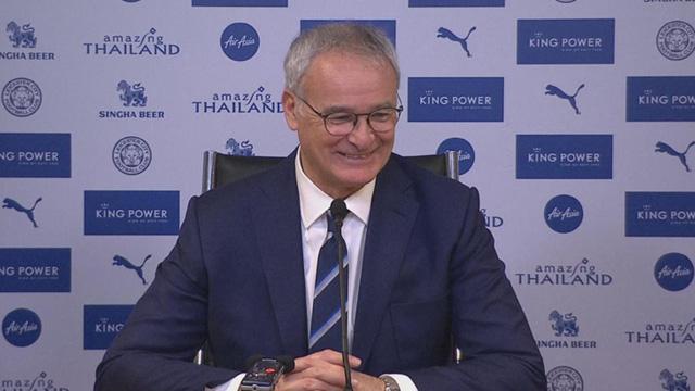 Mourinho Beri Pujian Kepada Ranieri Bersama Leicester