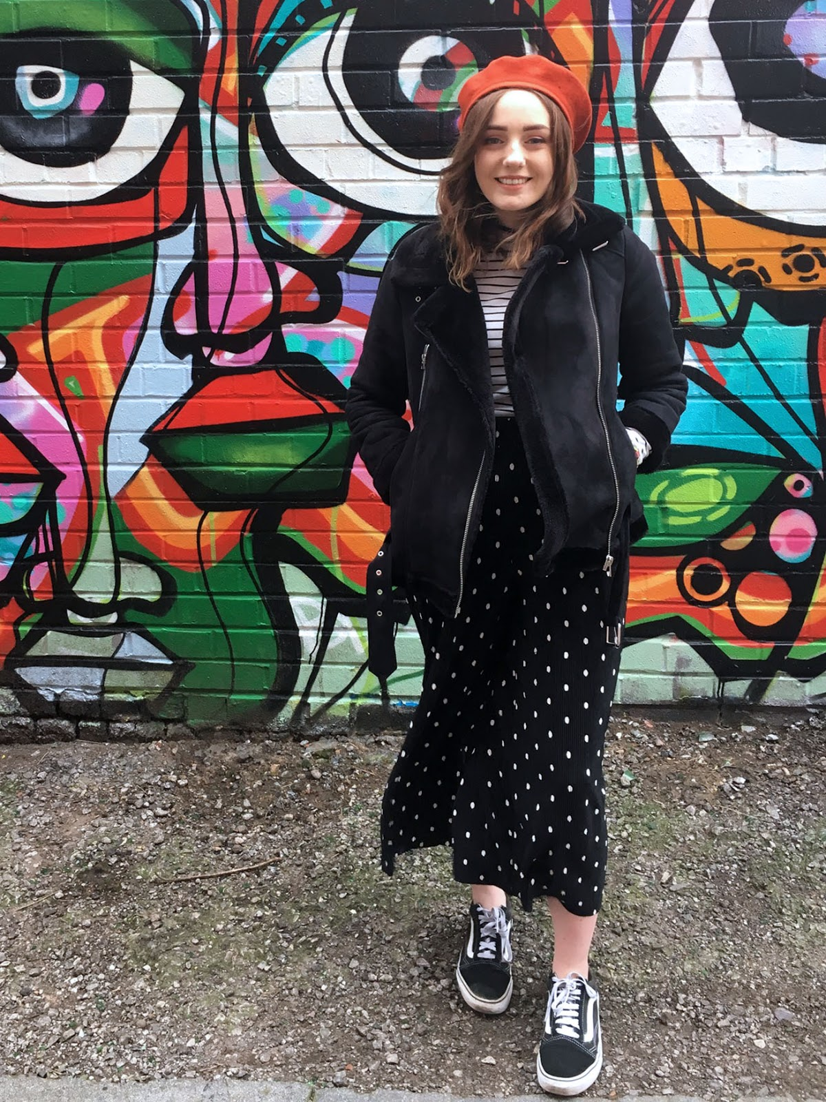 Outfit inspiration spring 2017, Liverpool street art, Liverpool fashion blogger