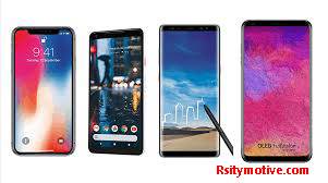 Top 5 best smart phones 2020