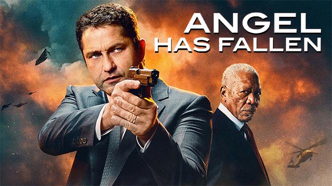Agente bajo fuego (2019) Web-DL 720p Latino-Ingles