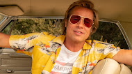 Brad Pitt Mobile Wallpaper from Movie Once Upon A Time In Hollywood
