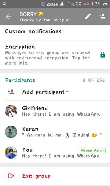 Whatsapp Par Khud Ko Unblock Kaise Kare