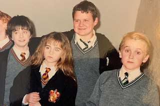 Harry Potter Throwback