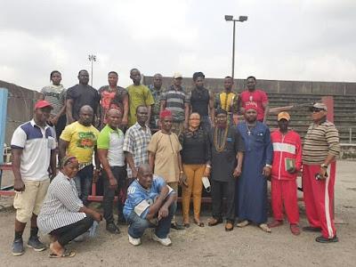 "Nigerian Pro Wrestling Federation Is Set For ""2021 Battleground"" - High Chief John O. Uche."