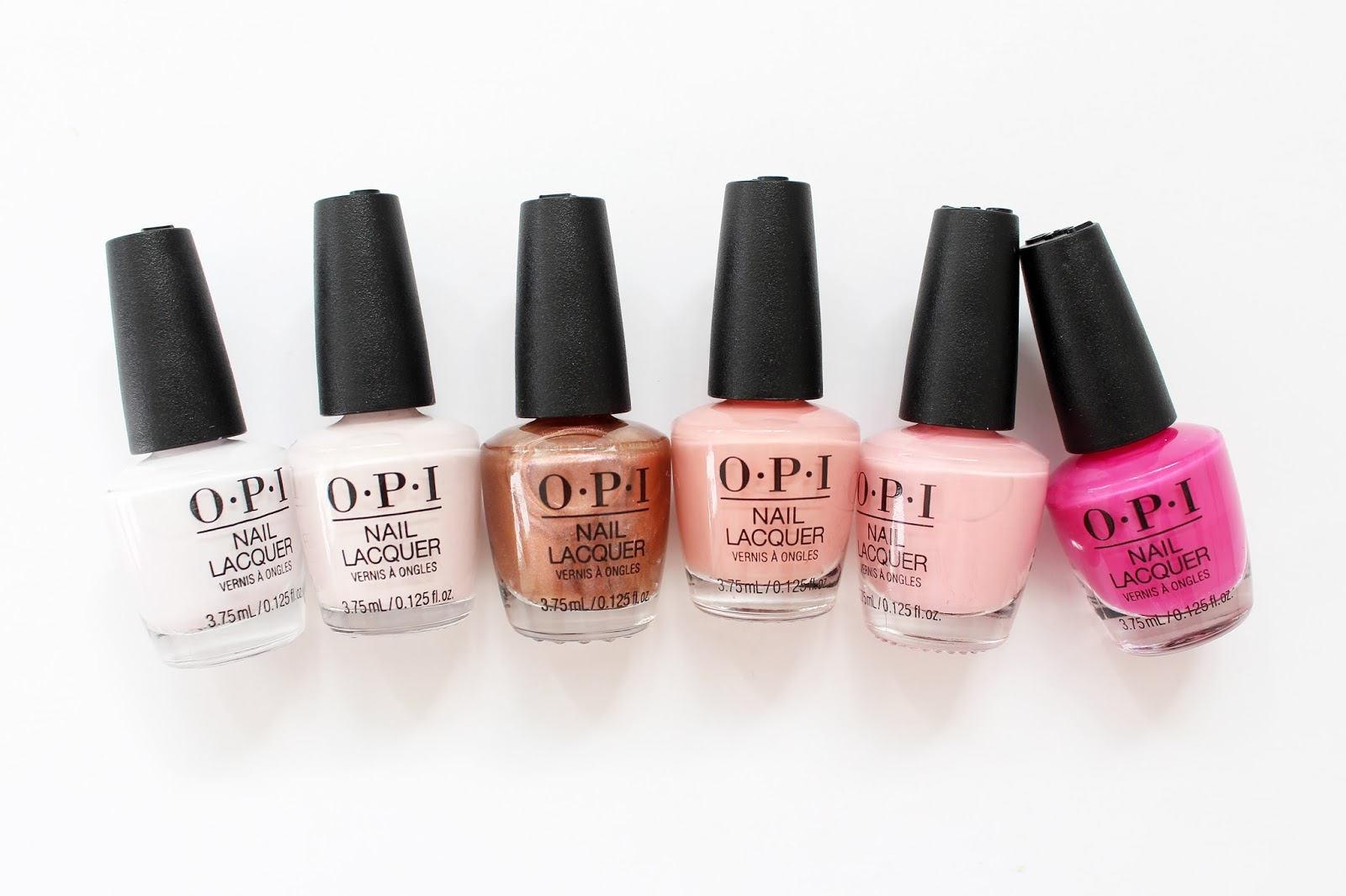 OPI | Lisbon Collection - Swatches - CassandraMyee