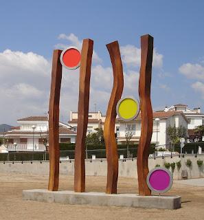 Monumento a la Segunda República ( Masnou- Oriol Rius i Camps en 2007)