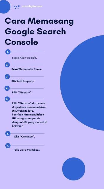 halaman google search console