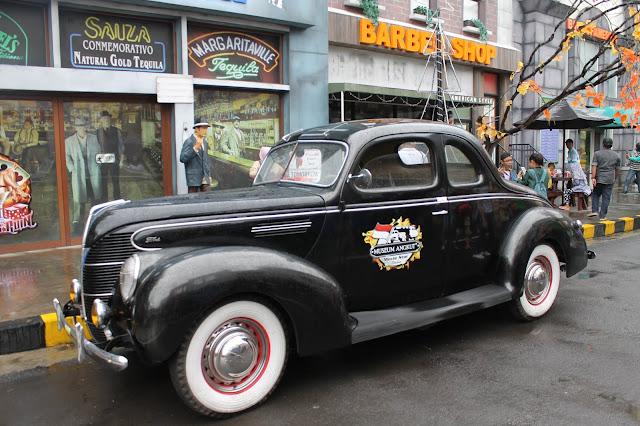 kendaraan klasik