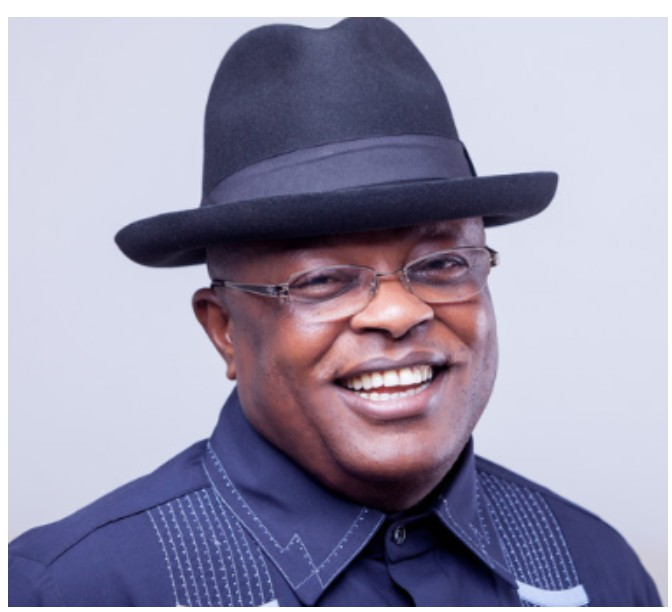 Governor David Umahi of Ebonyi has revealed that he became  a billionaire at 25 years of age